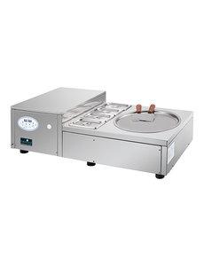CaterCool IJs Teppanyaki | 4x GN 1/9 | 230V/740W | 32(H)x102x48cm