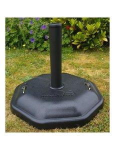 Eden Parasolvoet beton 30 kg | Mastdiktes tot 38(Ø)mm | Ø42xH36cm