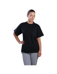 Gastronoble Unisex T-Shirt Zwart | 100% Katoen | Maat M