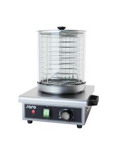 Saro Hotdog Worstenwarmer |  450Watt | 0 / +110 °C