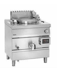 Bartscher Aardgas Kookketel met Indirecte Verwarming | Inhoud 55 Liter | 15.5kW | B80xD70xH85 cm.