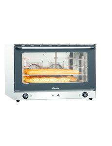 Bartscher Bakkerij Heteluchtoven met Vochtinjectie AT400 |  400V / 6.4kW | 4x 600x400 mm. | 50 °C tot 300 °C | B835xD800xH570 mm