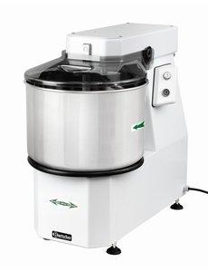 Bartscher Spiraal Deegkneedmachine | Productie 12 kg / 16 liter | 230V / 0.75kW | B 350 x D 650 x H 620 mm