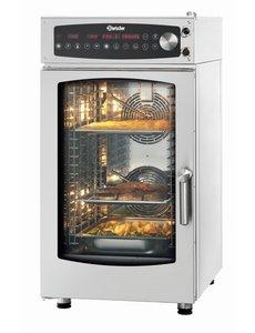 Bartscher Combisteamer 10 x  GN1/1 Compact D10110 | 400V / 13.8kW | 50 °C tot 280 °C |  B520 x D850 x H1.010 mm