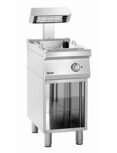 Bartscher Elektrisch Frites Warmhoud Apparaat met Open Onderstel | GN1/1 | 0.75kW |  B400 x D700 x H850 mm