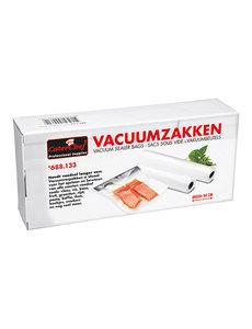 EMGA Vacuumzakken 30 cm. | Sous Vide | Lengte 6 m. | 2 Rollen