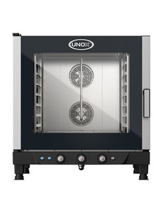UNOX ChefLux Heteluchtoven Manuel | 7x GN1/1 | 400V/10.5kW |  93(H)x90x86cm