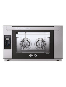 UNOX BakerLux Bake Off Oven Rosella LED | 4x60x40 cm. | 400V/6.9kW | 50(H)x81x80cm