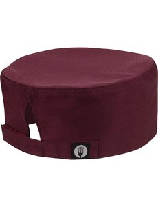 Chef Works Chef Works Cool Vent beanie bordeaux