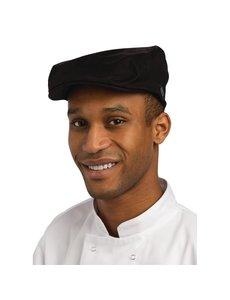 Chef Works Chef Works stijlvolle pet zwart L