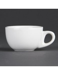 Olympia Olympia Whiteware espressokopjes 8,5cl