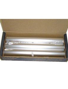 Wrapmaster Aluminiumfolie navulling 30cm. à 30 meter | 3 rollen