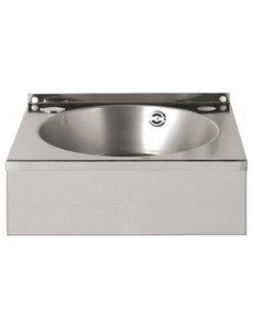 Basix RVS handwasbak