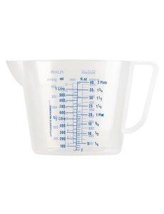 Stewart polypropyleen maatbeker | 1 Liter