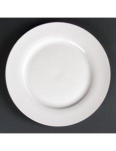 Lumina Fine China Lumina borden met brede rand 27cm