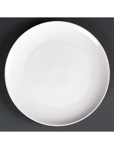 Lumina Fine China Coupeborden rond | Ø 20.5cm | 6 stuks