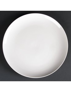 Lumina Fine China Coupeborden rond | Ø 26cm | 4 stuks