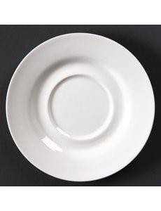 Lumina Fine China Schotels porselein Ø 15,6cm | Voor CF379 en CD647 | 6 stuks