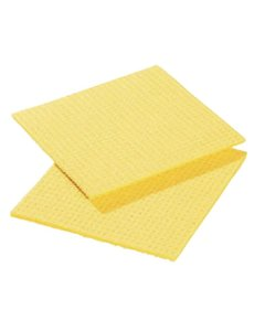 Spongyl sponsdoekje geel