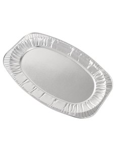 Disposable aluminium serveerschalen 56cm | 10 stuks