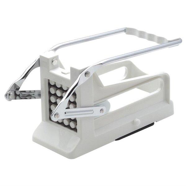 Kitchen Craft Groentesnijder fritessnijder   Inclusief 2 messen: 10 en 13mm.