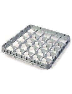 Cambro Cambro glazenkorf verhoger met 25 compartimenten