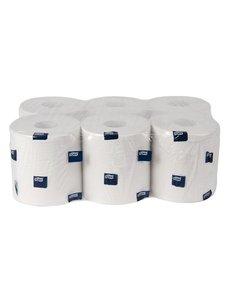 Tork Handdoekrollen wit centrefeed 2-laags 450 vel | 160 meter | 6 rollen