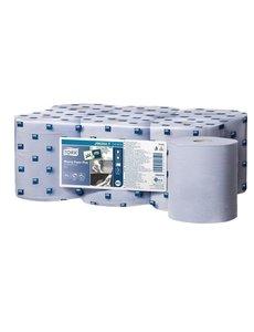 Tork Handdoekrollen blauw centrefeed 2-laags 450 vel  | 160 meter | 6 rollen
