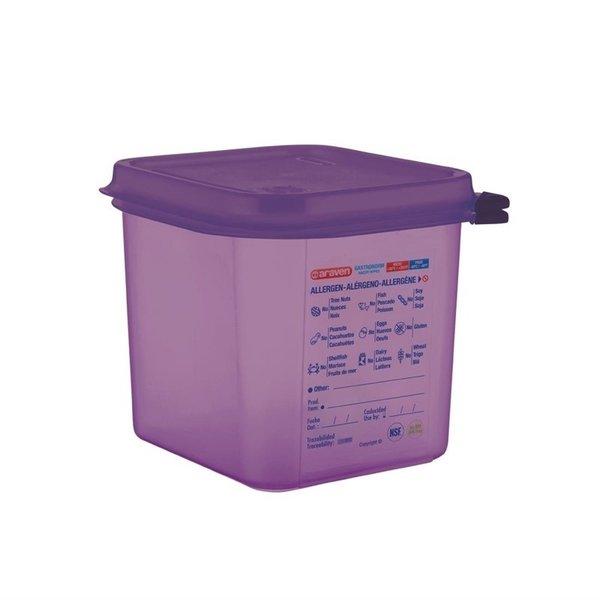 Araven Araven GN 1/6 polypropylene voedseldoos 2,6L