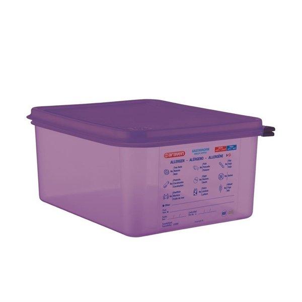 Araven Araven GN 1/2 polypropylene voedseldoos 10L