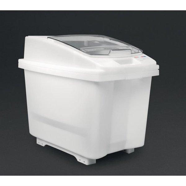 Araven Araven Transparante ingrediëntenbak 100L   Inclusief wielen