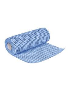 Jantex Niet geweven doekjes blauw | 23x43cm | 100 stuks