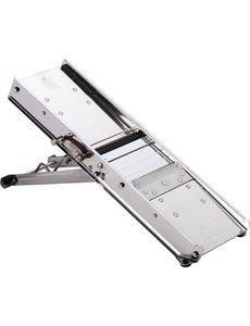 Bron Mandoline professional RVS | 40x11.5cm.