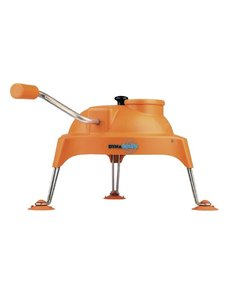 Dynamic Dynacoupe inclusief raspschijf en snijschijf | Hoogte 26 cm.