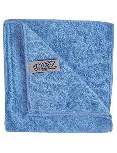 Jantex Microvezeldoeken 90% polyester blauw | 40x40cm. | 5 stuks