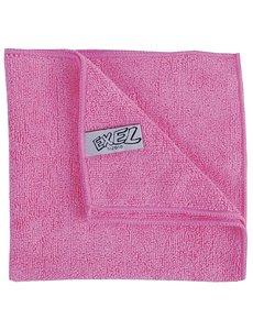 Jantex Microvezeldoeken 90% polyester roze | 40x40cm. | 5 stuks
