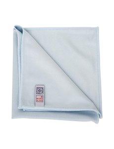 Jantex Microvezel glasdoek is ideaal voor RVS | 40x40 cm.