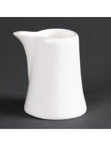 Lumina Fine China Melkkan porselein 5cl | 12 stuks