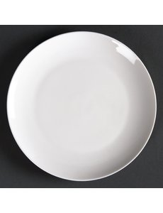 Lumina Fine China Coupeborden rond | Ø 15cm | 6 stuks