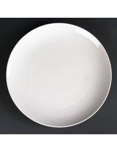 Lumina Fine China Coupeborden rond | Ø 30,5cm | 2 stuks