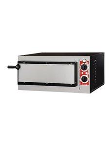 Gastro-M Gastro M Pisa pizzaoven met 1 kamer