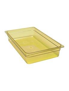 Cambro Hittebestendige gastronormbak GN 1/1 - 100mm diep | 530x325mm