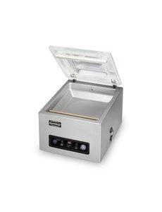 Combisteel Vacuummachine met Kamer  | Sealbreedte 28 cm.  | 400W | B450xD330xH295mm