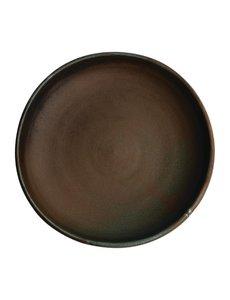 Olympia Olympia Canvas diepe coupe borden donkergroen 23cm