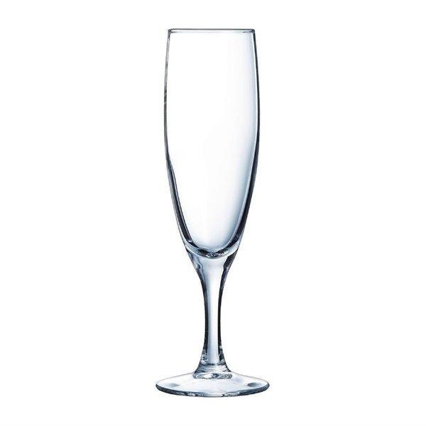 Arcoroc Arcoroc Elegance champagneglazen 13cl | 12 stuks