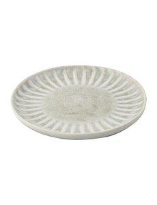 Olympia Corallite borden | Ø 20,5cm | Per 6 stuks