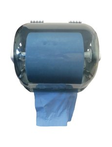 Jantex Handdoekroldispenser kunststof heavy duty | 44x36xH35.5 cm.