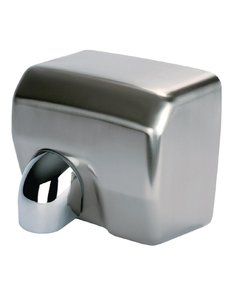 Jantex Handdroger met infraroodsensor RVS | 27x20xH24 cm.