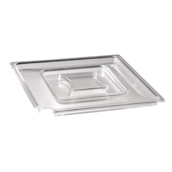 APS APS Float vierkant transparant deksel 19x19cm