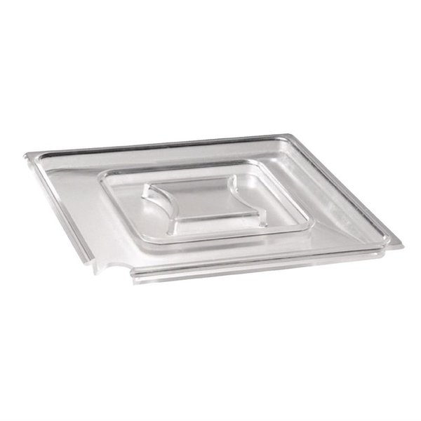 APS APS Float vierkant transparant deksel 25x25cm